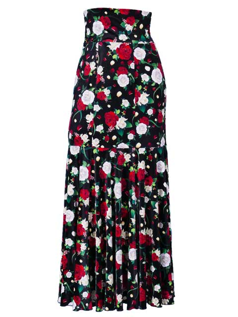 aa9b1520cc554 Flamenco Blouse   Skirt   Rose   G2449bkbk - Flamenco Mercado